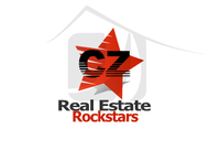 CZ Real Estate Rockstars Logo - Entry #23