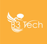 B3 Tech Logo - Entry #58