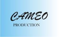 CAMEO PRODUCTIONS Logo - Entry #82