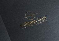 williams legal group, llc Logo - Entry #140