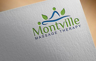 Montville Massage Therapy Logo - Entry #144