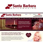 Santa Barbara Matchmaking Logo - Entry #135