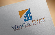 4P Wealth Trust Logo - Entry #130