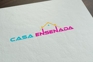 Casa Ensenada Logo - Entry #75