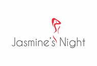Jasmine's Night Logo - Entry #180