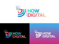 How Digital Logo - Entry #16