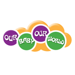 Logo for our Baby product store - Our Baby Our World - Entry #65