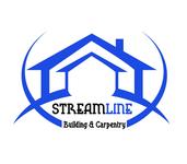 STREAMLINE building & carpentry Logo - Entry #73