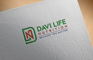 Davi Life Nutrition Logo - Entry #394