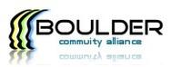 Boulder Community Alliance Logo - Entry #66