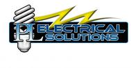 P L Electrical solutions Ltd Logo - Entry #109