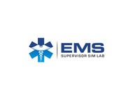 EMS Supervisor Sim Lab Logo - Entry #23