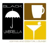 Black umbrella coffee & cocktail lounge Logo - Entry #100