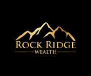 Rock Ridge Wealth Logo - Entry #132