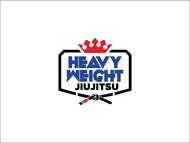 Heavyweight Jiujitsu Logo - Entry #272