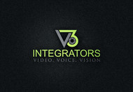 V3 Integrators Logo - Entry #118
