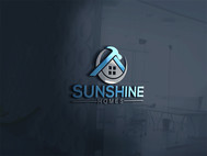 Sunshine Homes Logo - Entry #225