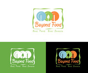Beyond Food Logo - Entry #76