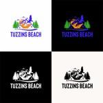 Tuzzins Beach Logo - Entry #68