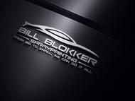 Bill Blokker Spraypainting Logo - Entry #106