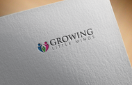 Growing Little Minds Early Learning Center or Growing Little Minds Logo - Entry #57