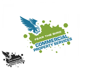 Business Logo for Commercial Property Services - Entry #54