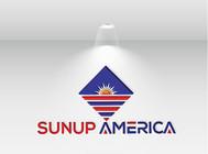 SunUp America Logo - Entry #17