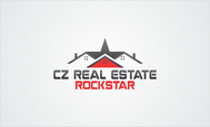 CZ Real Estate Rockstars Logo - Entry #64