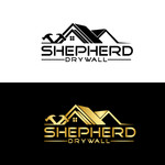 Shepherd Drywall Logo - Entry #22