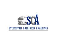 Sturdivan Collision Analyisis.  SCA Logo - Entry #220
