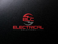BLC Electrical Solutions Logo - Entry #222