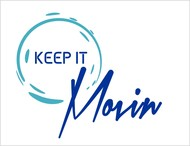 Keep It Movin Logo - Entry #308