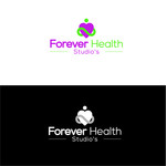Forever Health Studio's Logo - Entry #212