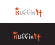 Ruffin'It Logo - Entry #32