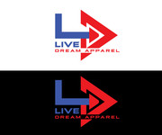 LiveDream Apparel Logo - Entry #325