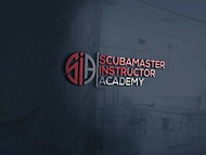 ScubaMaster Instructor Academy Logo - Entry #66