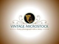 Vintage Microstock Logo - Entry #67