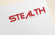 Stealth Projects Logo - Entry #100