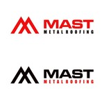 Mast Metal Roofing Logo - Entry #248
