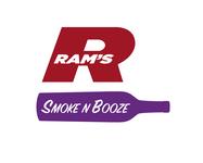 Rams Duty Free + Smoke & Booze Logo - Entry #282