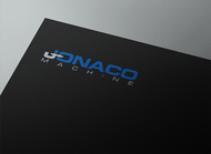 Jonaco or Jonaco Machine Logo - Entry #157