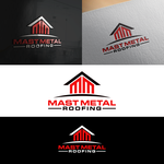 Mast Metal Roofing Logo - Entry #298