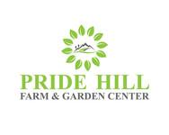 Pride Hill Farm & Garden Center Logo - Entry #31