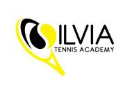 Silvia Tennis Academy Logo - Entry #104