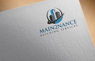 MAIN2NANCE BUILDING SERVICES Logo - Entry #56