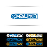 MealStax Logo - Entry #62