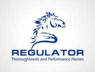 Regulator Thouroughbreds and Performance Horses  Logo - Entry #17
