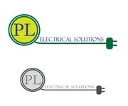 P L Electrical solutions Ltd Logo - Entry #17