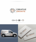 Creative Granite Logo - Entry #46