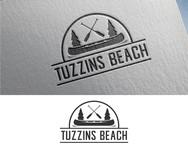 Tuzzins Beach Logo - Entry #325